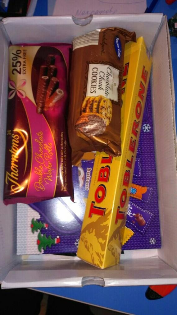 Тайный Санта @driu , спасибо тебе большое за сладости!!!))) обмен подарками, сила пикабу, длиннопост