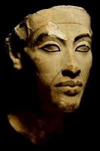 Как один фараон может повлиять на искусство всего Древнего Египта Древний египет, История, Эхнатон, Искусство, Livejournal, Длиннопост