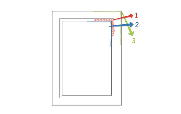 Как я рисую фото рамку + бонус! ЧПУ, Фрейзер, Графика, Дерево, Длиннопост
