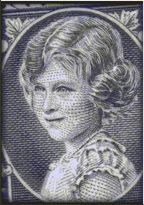 Жизнь королевы Елизаветы II на банкнотах.