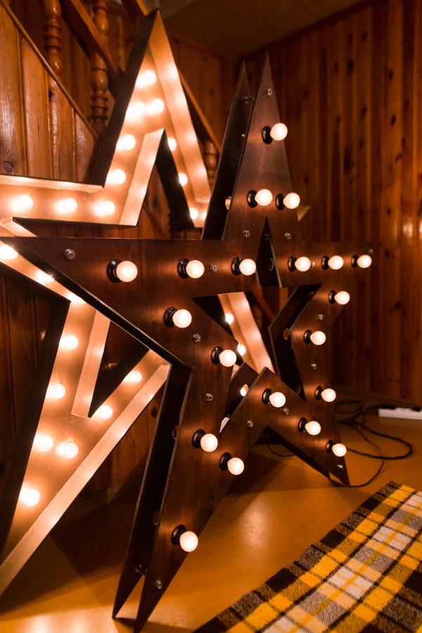 Декоративная звезда декор, декорации, handmade, LAMP, eddison, лампочки, гирлянда, гирлянды, длиннопост