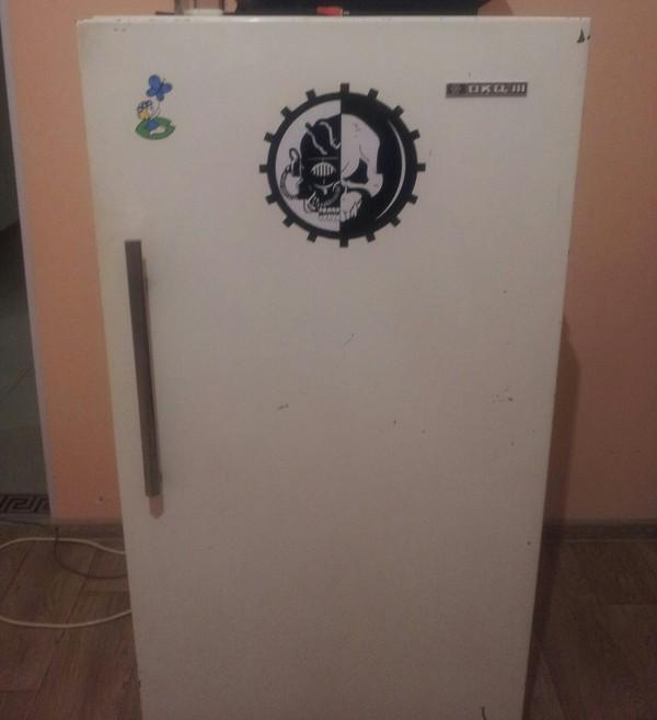 Во славу Бога машины Холодильник, Ока, Омниссия, Ночной дожор, Warhammer 40k