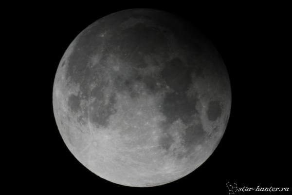 Лунное затмение 11 февраля 2017 года, 03:45. Луна, лунное затмение, астрофото, астрономия, космос, КраснодарБалкон, КраснодарДвор, starhunter, видео, длиннопост