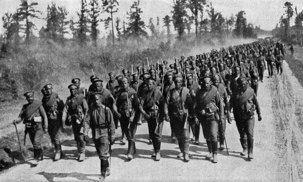 the factors behind germanys defeat in world war two