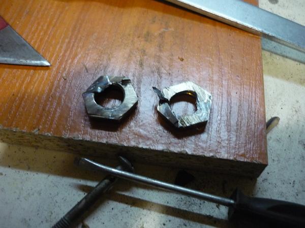 Как сделать кольцо из гайки? обручальное кольцо, сделай сам, handmade, гайка, длиннопост
