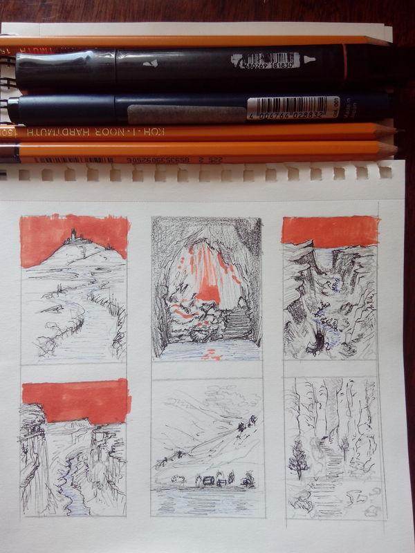 Карандашные наброски Рисунок карандашом, Арт, Арнольд Шварценеггер, Пейзаж, Скетч, Портрет, Длиннопост