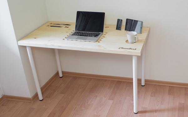 DIY Как сделать современный рабочий стол diy or die, сделай сам, DIY или Сделай сам, дерево, работа с деревом, своими руками, ручная работа, длиннопост