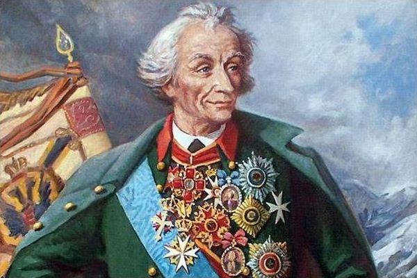 Медаль: За что Суворов наградил солдата, весь бой просидевшего в кустах Суворов, Полководцы, война, солдат, награда, история, интересное, длиннопост