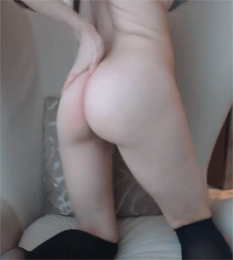 Тугая задница