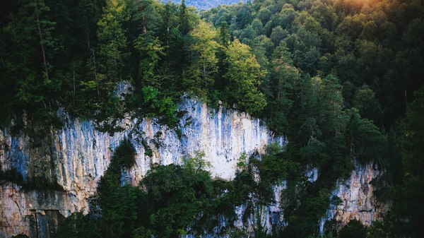 Путешествие в горы Мезмая горы, кавказ, кавказские горы, кубань, путешествия, поход, моё, пейзаж, длиннопост