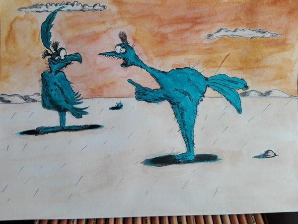Муки начинающего Рисунок, Начинающий, Срисовка, Длиннопост