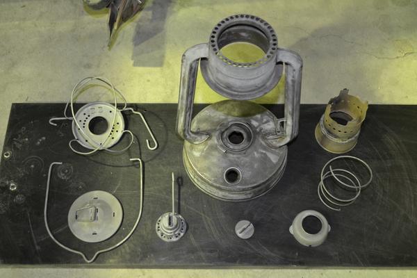 Светильник из старой керосиновой лампы. светильник, керосиновая лампа, лампа Эдисона, своими руками, длиннопост
