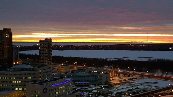 Закат в Санкт-Петербурге или урбанитическая красота фотография, Санкт-Петербург, красота, закат, город