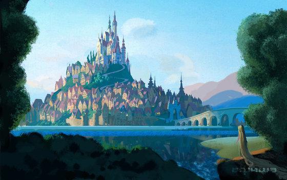 Рапунцель. Распутанная история. Walt Disney Company, Рапунцель, Мультивселенная, Постапокалипсис, Длиннопост