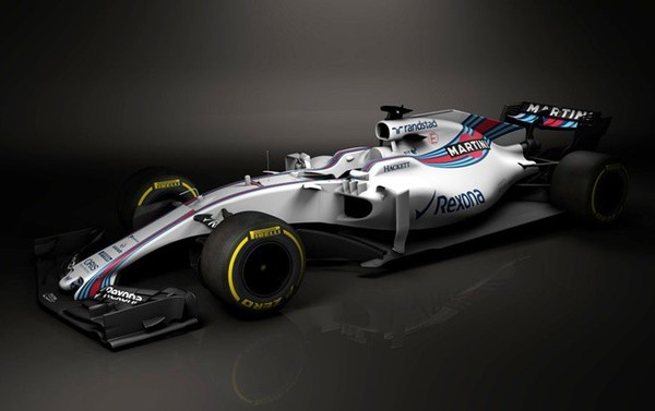 "Williams представили свой новый болид  ""Williams FW40"" Уильямс, Формула 1, Презентация, Видео, Длиннопост"