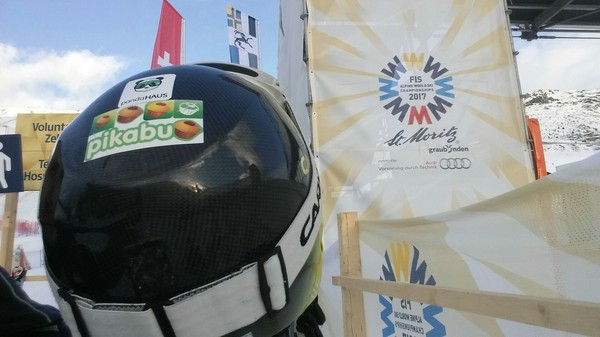 Пикабу на Чемпионате мира по горнолыжному спорту. Горные лыжи, спорт