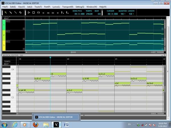Вокалоид или что такое Вокалоид с точки зрения обычного наблюдателя? Vocaloid, Текст, Длиннопост, Синтезатор голоса, Мнение