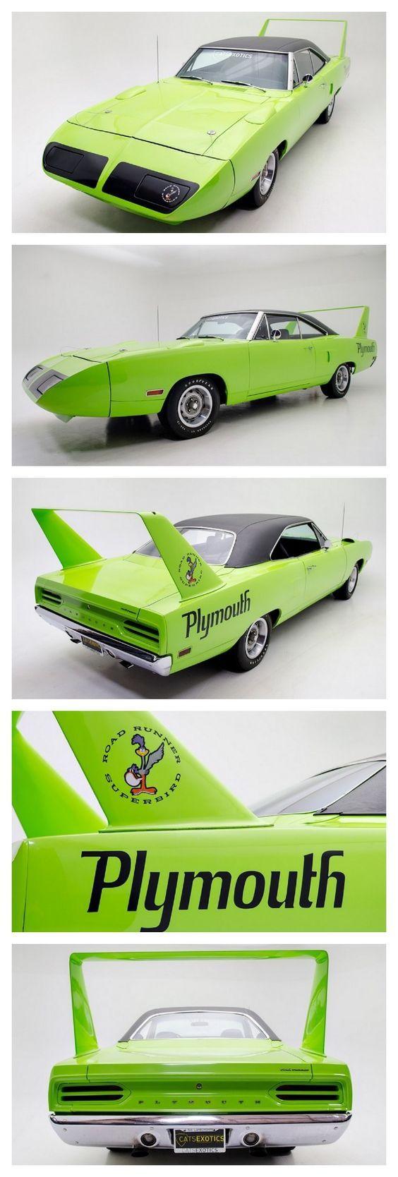 Plymouth Superbird Plymouth, Plymouth Superbird, Машина, Длиннопост