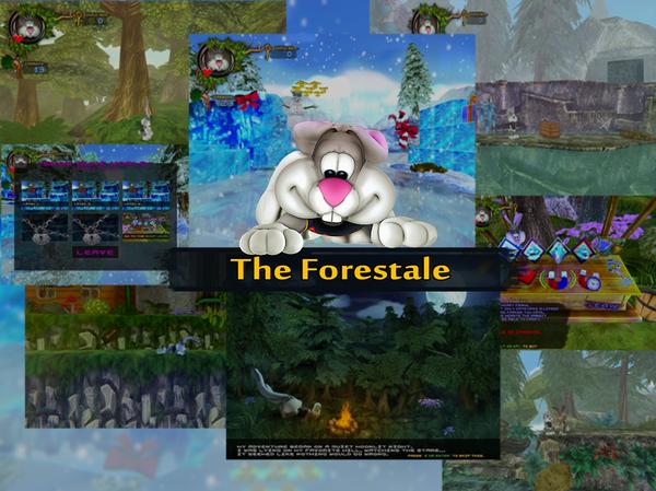 The Forestale [игра на апгрейднутом движке idTech1][greenlight] Кролик, Игры, Платформер, Doom, IdTech1, Инди, Oldschool, Ретро-Игры, Длиннопост