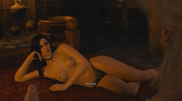 Ведьмаки и анальный секс