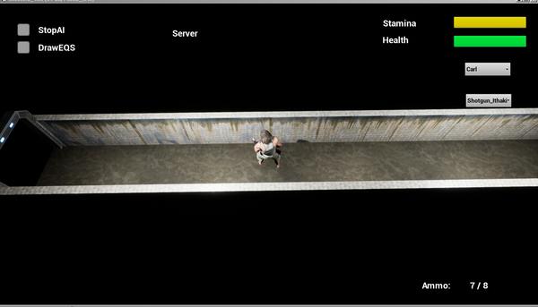 Final Protection: Еженедельный отчёт разработки №4 (13.02.2017-19.02.2017) Unreal engine 4, Компьютерные игры, Инди, Gamedev, Разработка, Final Protection, Длиннопост