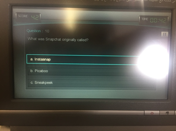 Неожиданно Snapchat, Пикабу, Qatar Airways