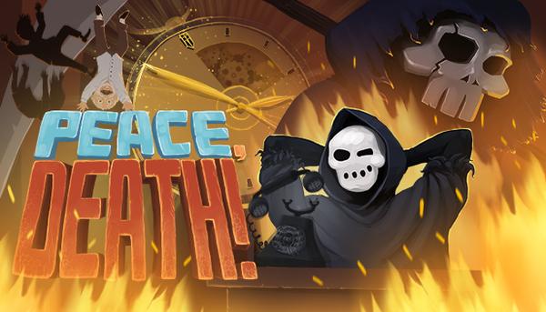 Основная картинка для Steam Peacedeath, Reaper, Игры, Жнец, Аркада, Симулятор