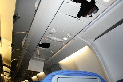 Задачка на внимательность :) авиация, турбулентность, Командир всегда прав, не очень умные люди, фейк