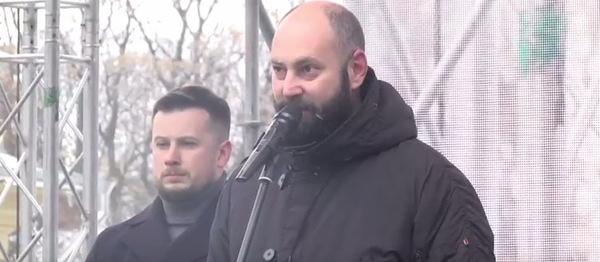 Правосек Тарасенко собирается изменить весь мир Политика, Украина, Правый Сектор