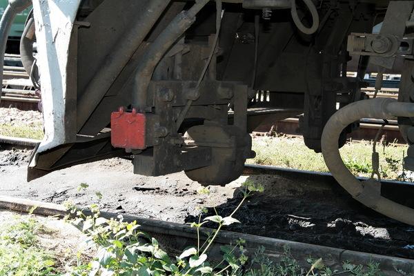 """""""Шоб не уехать у кусты"""",или о локомотивных системах безопасности. РЖД, Как это работает, Техника, Моё, Длиннопост"""