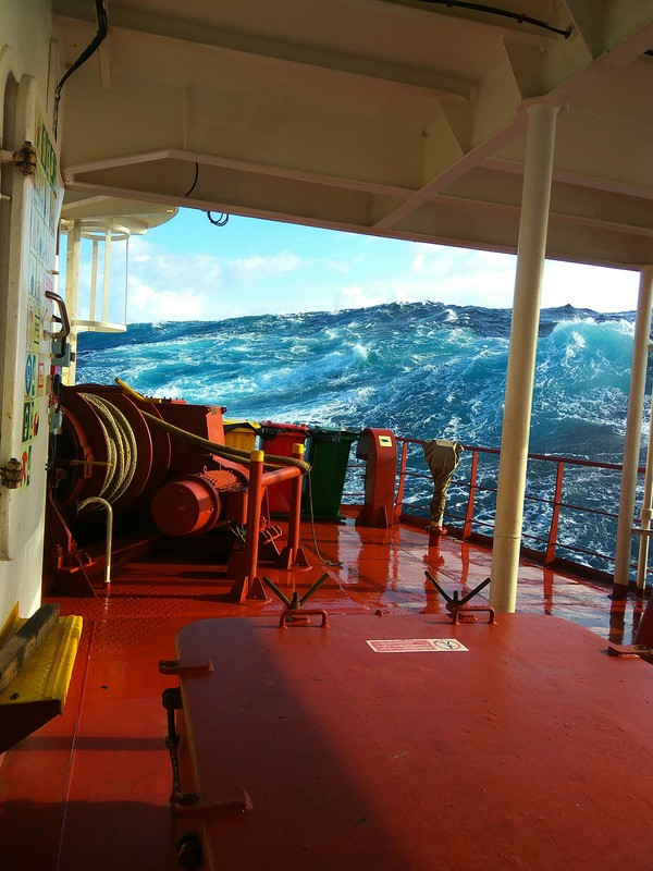 Небольшой шторм Море, Шторм, Бискайский залив, Работа