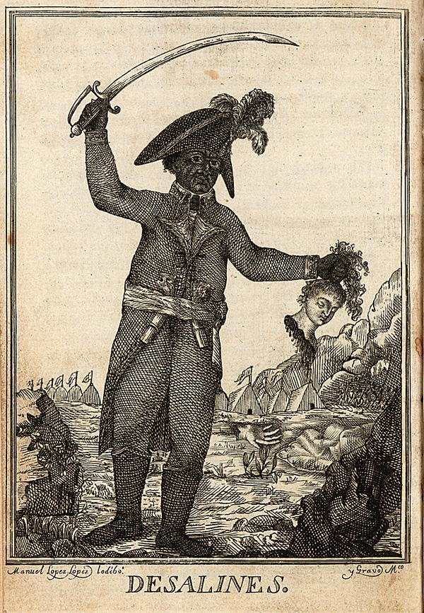 Единственное в мире успешное восстание рабов Zотов, история, Гаити, мат, длиннопост