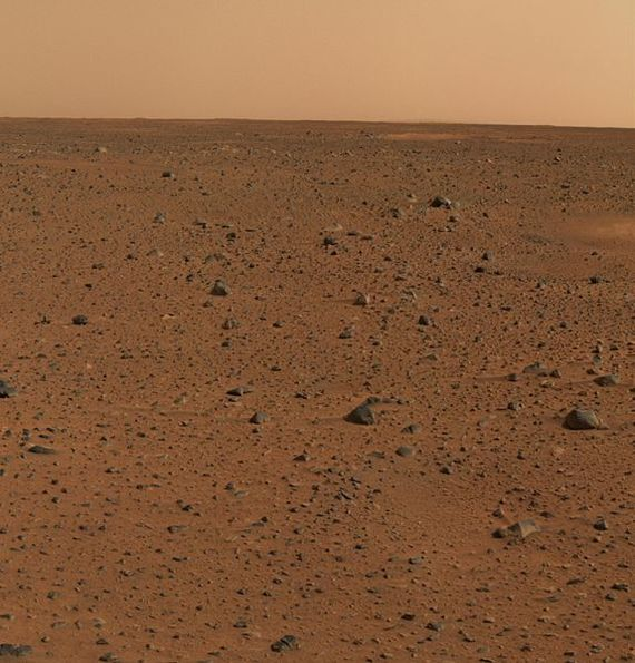 "Марс ""глазами"" марсохода ""Спирит"" марс, спирит, марсоход, NASA, космос"