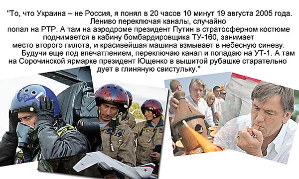 """""""Украина не Россия"""""""