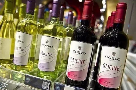 Аптека??? Вино, Глицин, Лекарства