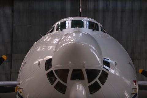 "Ан-22 ""Антей"" Ан, Транспортная авиация, Юбилей"