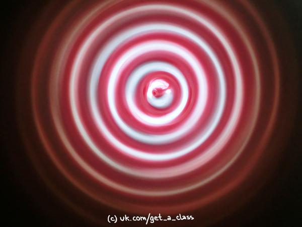 Мир через трубу калейдоскоп, как работает калейдоскоп, красота, длиннопост