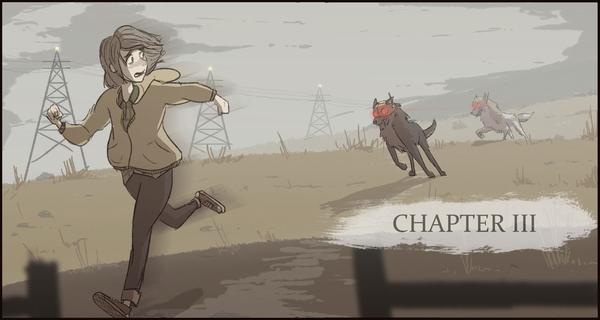 Селадор Глава 3 Комиксы, а119, рисунок, длиннопост