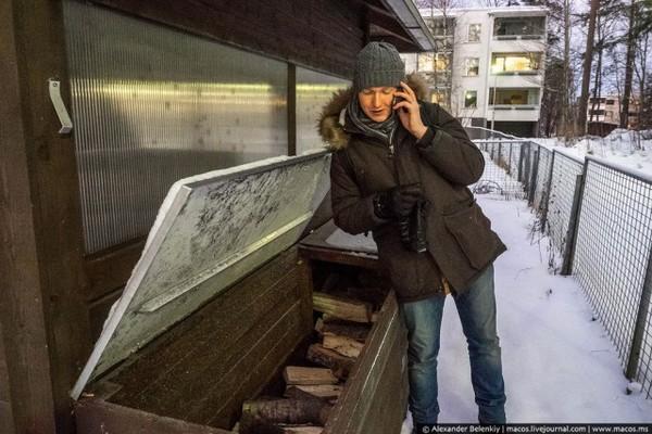 Как живут финны. Прогулка по спальному району Финляндия, Спальный район, Длиннопост