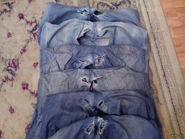 Жопы в джинсах и без них, свингеры муж жена друг частное