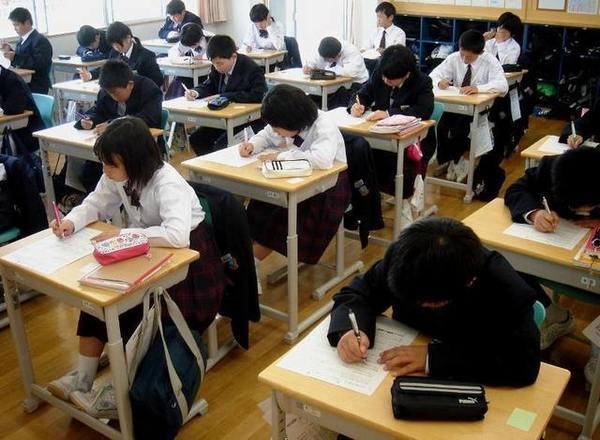 обучение в школе японии сексу
