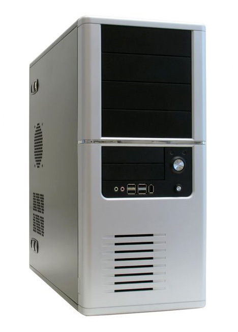 Корпус для компьютера в стиле старой техники моддинг, компьютер, ретро, ссср, самоделки, длиннопост