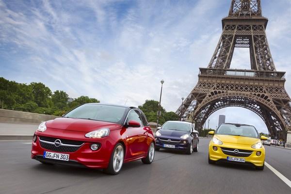 Французы купили Opel у GM за 2,2 млрд евро Авто, Dromru, Opel, General Motors, Peugeot, Citroen, Новости