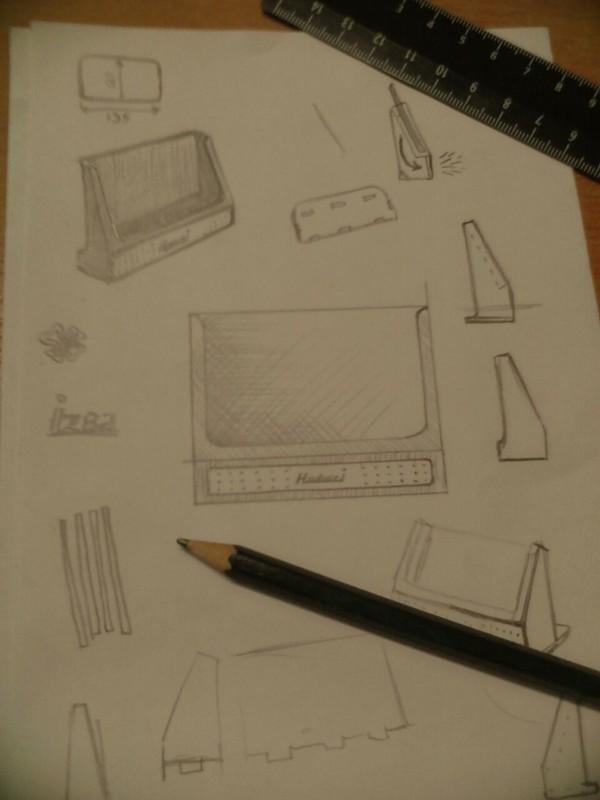 Ретро-стайл лазерная резка, планшет, ретро, huawei, своими руками, длиннопост