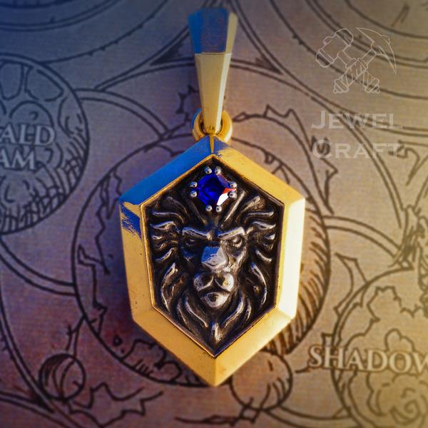 """Кулоны """"Horde"""" и """"Alliance"""" warcraft, wow, jewelcraft, Орда, альянс, ювелирные изделия, крафт, украшение"""