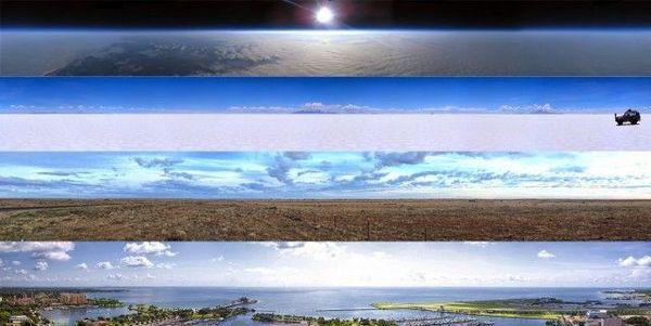 Земля плоская. Факты. Заговор, Масоны, Длиннопост, Текст, Земля, Рептилоиды, Космос, Скриншот
