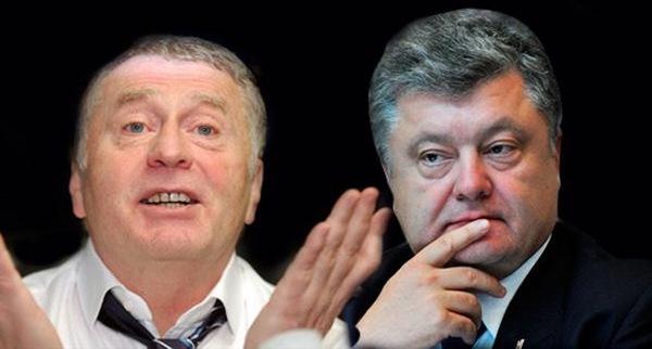 Жириновский предложил создать на Рублевке общежитие для президентов Украины Политика, Призеднты украины, Жириновский, Зюганов, Порошенко, Рублевка, Общежитие, Пасика