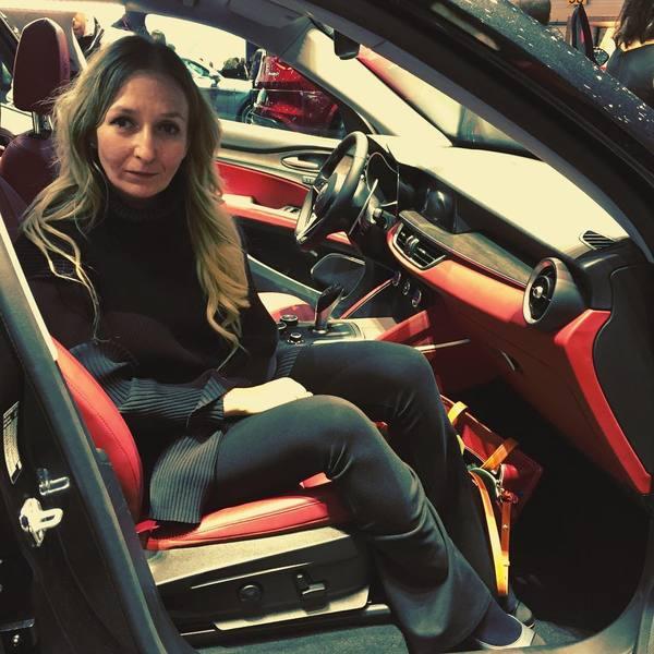 Наши в Alfa Romeo Alfa romeo, Дизайн, Женева