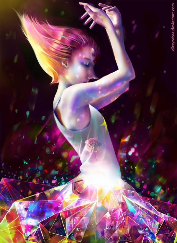 Прекрасный самоцвет Steven Universe, Pearl, Арт, Мультфильмы, Длиннопост