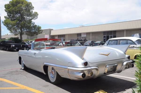 1957 Cadillac Convertible 1957 Cadillac Convertible, Авто, Ретро, Бодрый старичек, 1957, Длиннопост